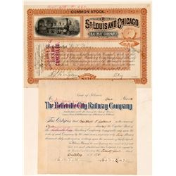 St. Louis and Chicago Railway Co.   (105541)