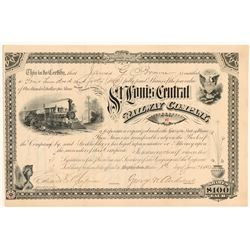 St. Louis Central Railway Co.    (105540)
