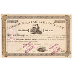 The Solomon Railroad Co   (106101)