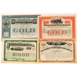 The Michigan Central Railroad Co. bonds   (101349)