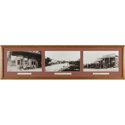 Framed photos of Wadsworth (3)   (87663)
