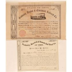 Ohio RR bonds   (105546)