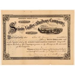 Scioto Valley Railway Co.   (104686)