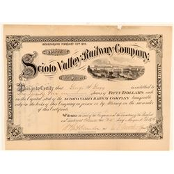 Scioto Valley Railway Co.   (104688)