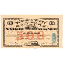 The South Carolina Railroad Co.   (106060)