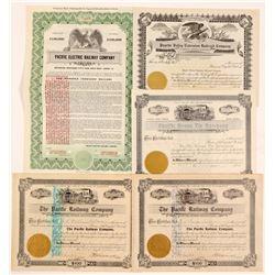 Arizona, Utah, Calif. and Washington RR   (104666)