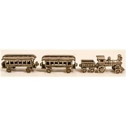 Arcade 150 Cast Iron Train Set   (105681)