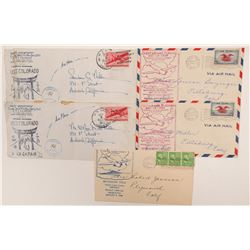 WWII Postal Covers   (105247)