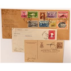 Burauen Reopening Post Office Covers and Postmarks   (103324)