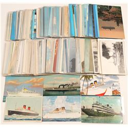Cruise Liners, Postcards   (105454)