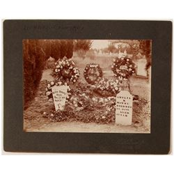 Photo (Mounted) of Lockford Cemetery   (84409)