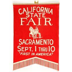 Cal State Fair Pennant    (88340)