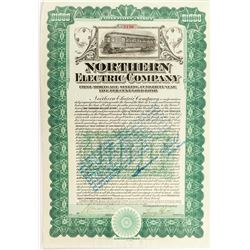 Northern Electric Company Bond   (52343)