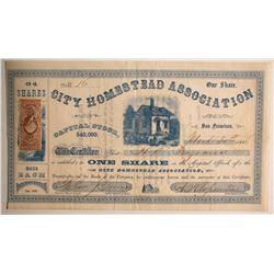 City Homestead Association   (86158)