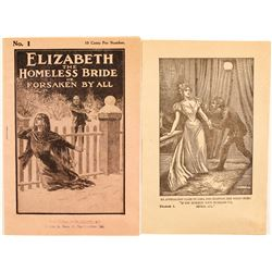 Elizabeth the Homeless Bride or Forsaken by All   (88312)