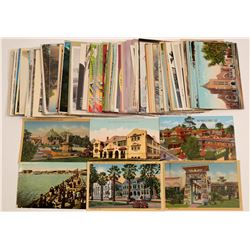 California, Assortment of Postcards   (105329)