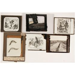 Glass Slides California Mining   (77955)