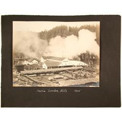 Photo of Scotia Lumber Mills   (79160)