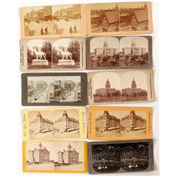 Denver Stereoviews (10 count)   (53225)
