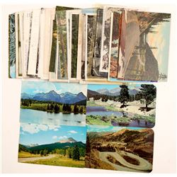 Estes Park, Colorado Postcards   (105063)