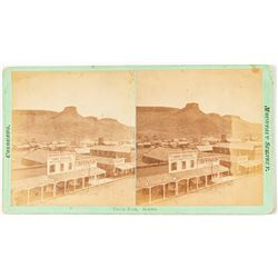 Golden CO. Stereoview   (53246)