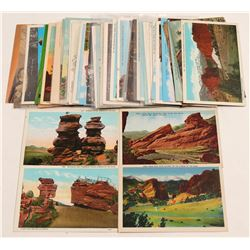 Manitou, Colorado Postcards   (105068)