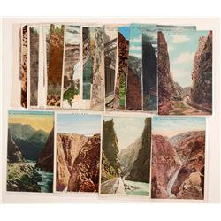 Colorado Postcards   (104998)