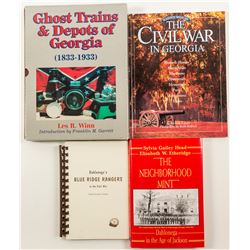 Georgia History Books   (58635)