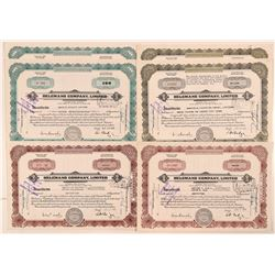 Helemano Company, Limited, Stock Certificate Collection   (107292)