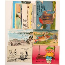 Post Cards  / Good Humor ? 17 Items   (105377)