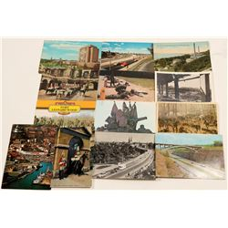 Post cards / Military & Miscellaneous / 13 Items.   (105385)