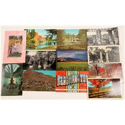 Postcards / Parks, Pastures, & Miscellaneous / 12 Items   (105386)