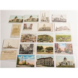 Helena, Montana Postcard Collection   (54015)