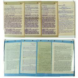 Montana House Legal Mining Bills   (40803)