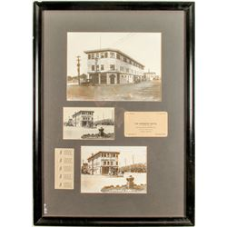 Framed Kennedy Hotel, Missoula, MT Photos   (86432)