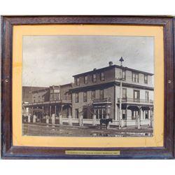 Photograph of European Hotel, Missoula, MT   (54867)