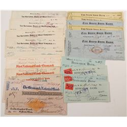Bismarck, North Dakota Checks Plus Others & RN   (67064)