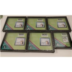 Adjustable Depth Project Frames, 6 New   (106356)