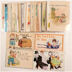 Baby Greeting Cards   (104992)