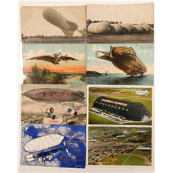 Blimp Postcards   (105060)
