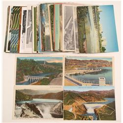 Dams on Postcards   (105342)