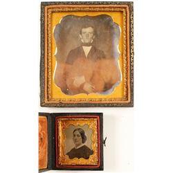 Ferrotype & Daguerreotype Portraits   (76213)