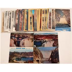 Hoover and Boulder Dam Postcards   (105353)