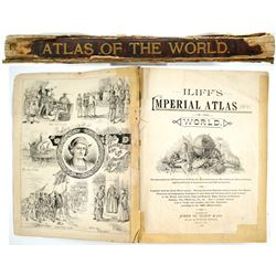 Iliff's Imperial Atlas of the World   (54169)