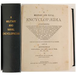 Military and Naval Encyclopeadia, 1879   (88662)