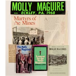 Molly McGuire Story (VHS Movie & Books)   (105746)