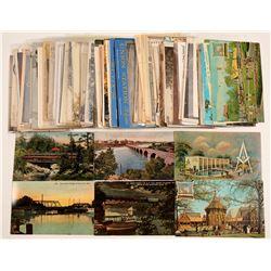 U.S. Postcards (Assortment)   (105328)