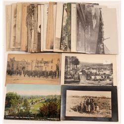 WW1 and Military Postcards   (104984)