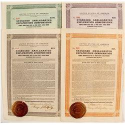 Standard Amalgamated Bonds (3), Calaveras4   (88850)