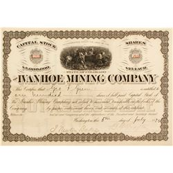 Ivanhoe Mining Stock   (72047)